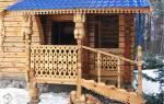 Строительство крыльца к дому своими руками