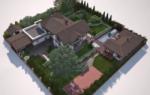 Как планировать участок под строительство дома