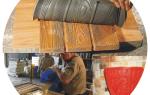Как резать гипсовую плитку под камень