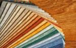 Как правильно положить линолеум на деревянный пол