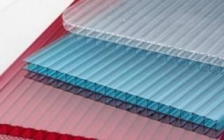 Чем разрезать поликарбонат на теплицу