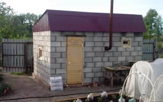 Баня стройка варианты строительства